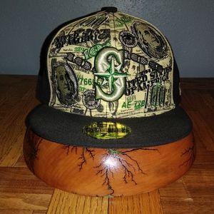 Seattle Mariners Franklin's New Era Hat